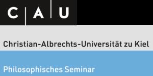 Logo CAU Kiel | Philosophisches Seminar