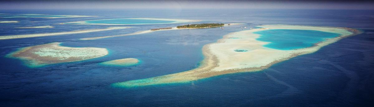Island Vilamendhoo of Small Island Development State Maledives