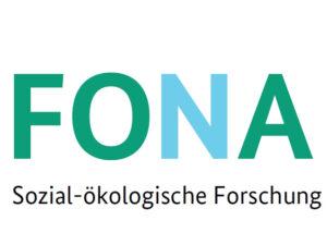 Logo FONA |Social-ökologische Forschung
