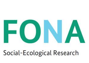 Logo FONA | Social-Ecological Research